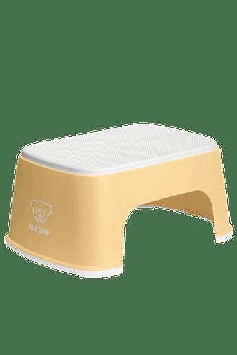 Taburete Para Ninos Amarillo Pastel Blanco - BABYBJÖRN