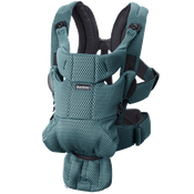 Baby Carrier Move Sage Green in 3D Mesh - BABYBJÖRN