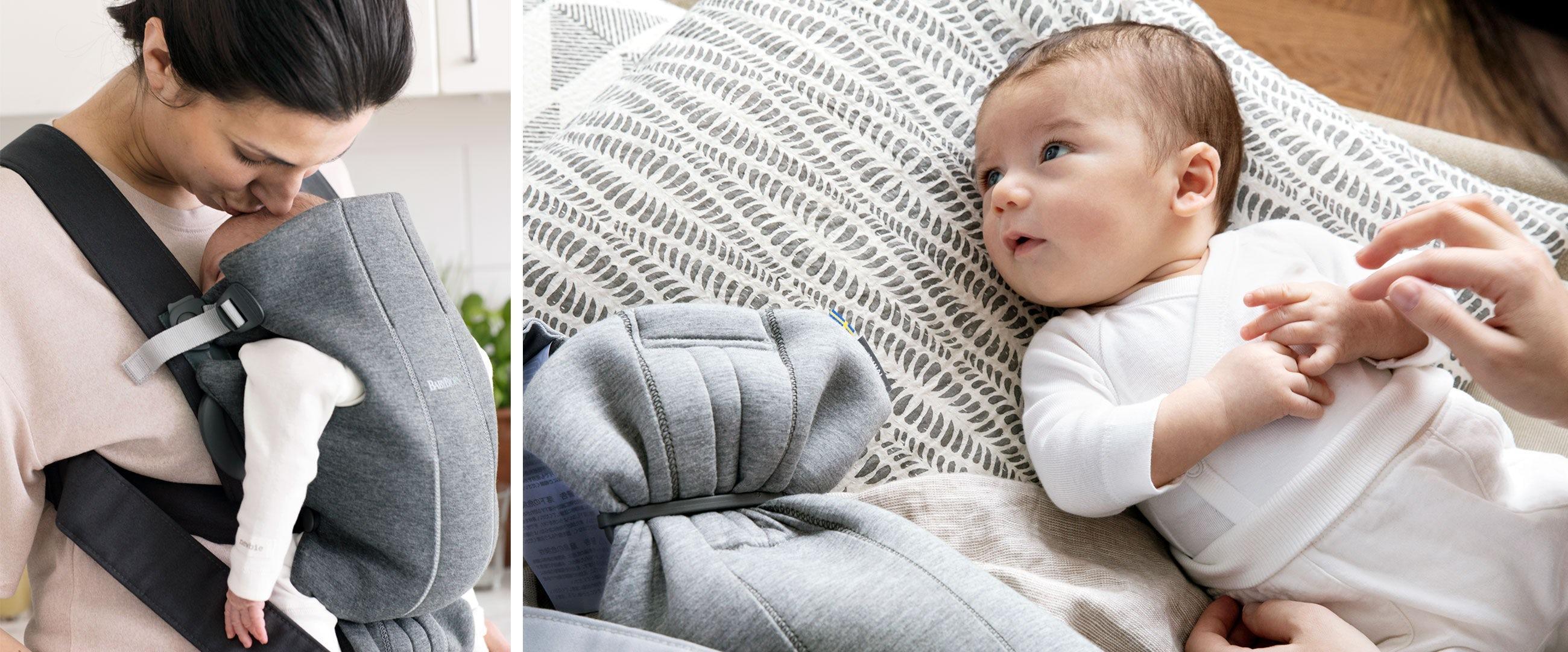 BABYBJÖRN Babytrage Mini – Testsieger – Beste Babytrage 2019