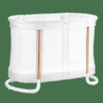 Baby Crib White Mesh - BABYBJÖRN