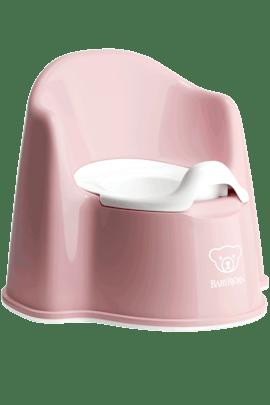 Pot Fauteuil Rose Pastel/Blanc - BABYBJÖRN