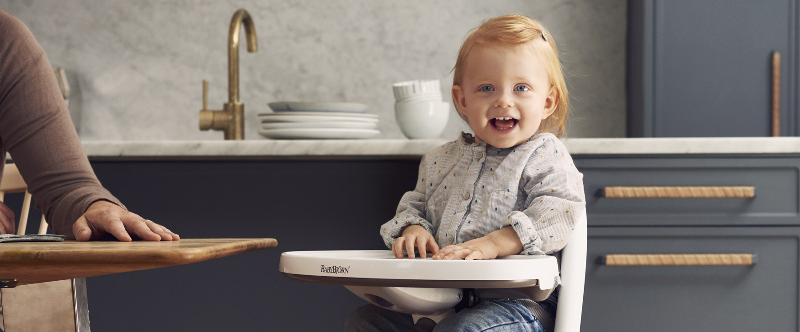 BABYBJÖRN High Chair – Best in Test – Best High Chair 2019
