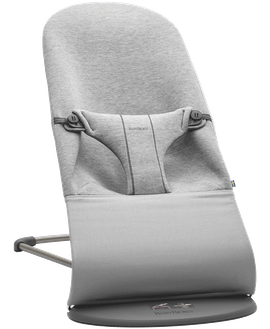 Bouncer Bliss Light Grey 3d Mesh - BABYBJÖRN