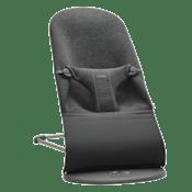 Transat Bliss Gris Charbon en 3D Jersey - BABYBJÖRN