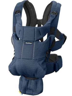 Baby Carrier Move in Navy Blue 3D Mesh - BABYBJÖRN