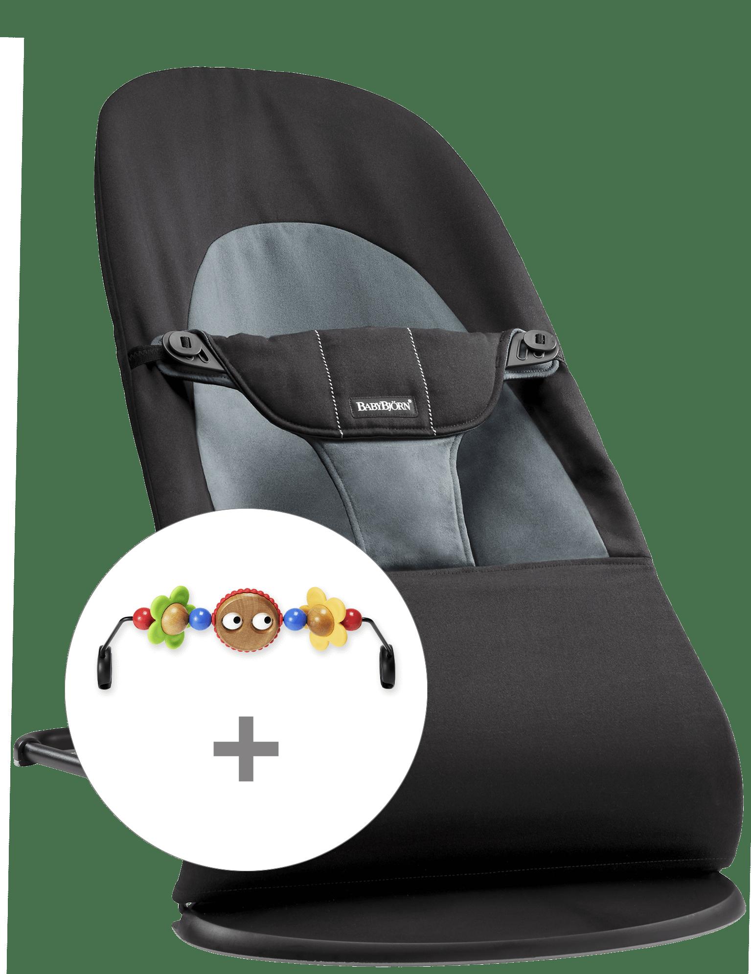 BABYBJÖRN Babysitter med leksak