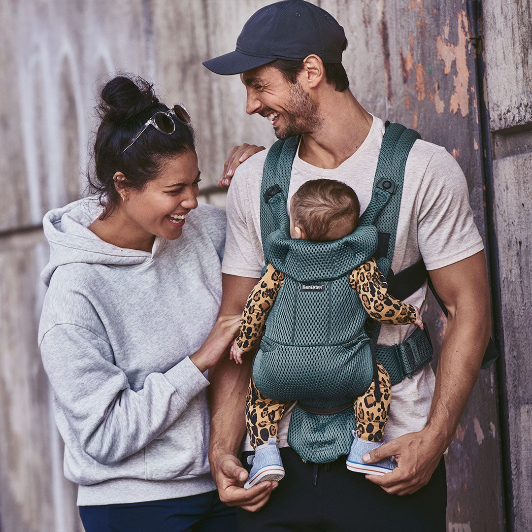 Baby Carrier Move for cool and airy babywearing - BABYBJÖRN