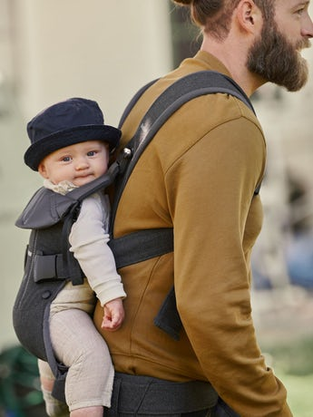 Baby Carrier One with 4 carrying positions - BABYBJÖRN