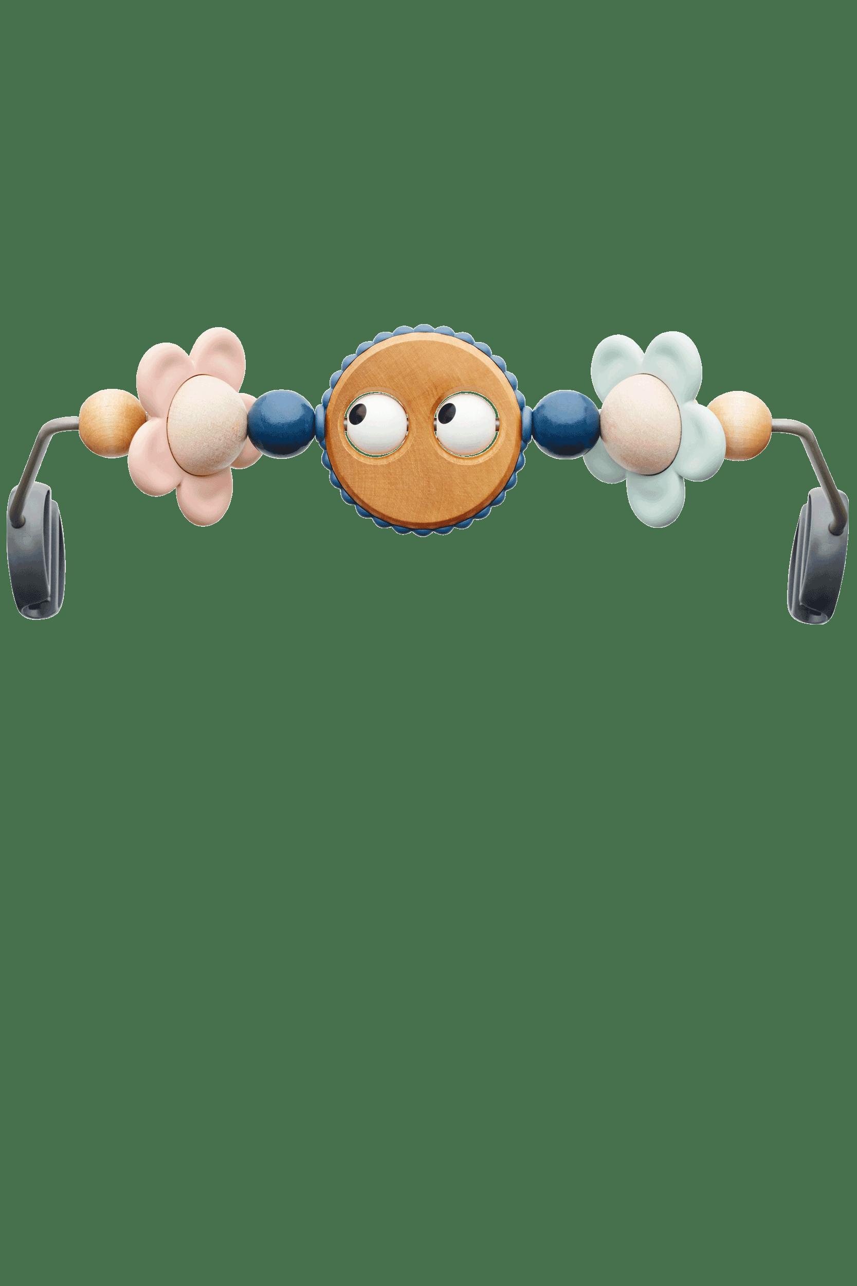 BABYBJÖRN Leksak till Babysitter – Busiga ögon - Busiga ögon pastell