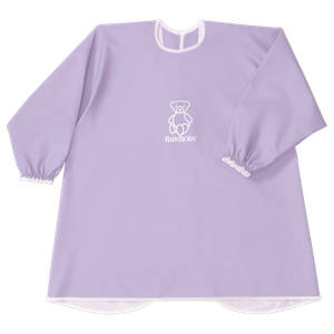 Long Sleeve Bib Purple from BABYBJÖRN
