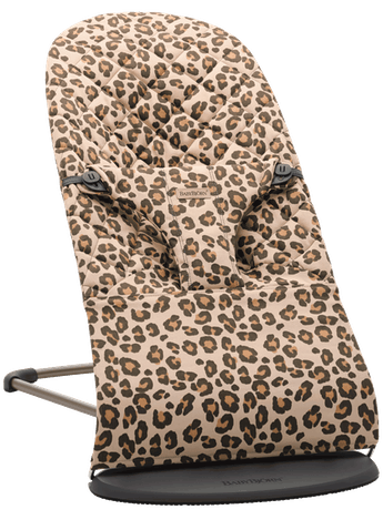 Hamaca Bliss Beige/Leopardo Cotton - BABYBJÖRN