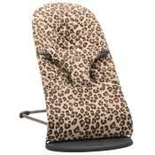 Hamaca Bliss Beige Leopard Cotton