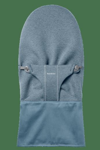Sedile in Tessuto per Sdraietta Bliss Blu Tortora 3D Jersey - BABYBJÖRN