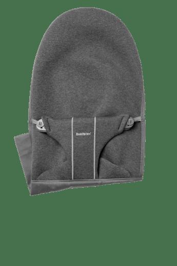 Sedile in tessuto per Sdraietta Bliss Grigio Carbone 3D Jersey - BABYBJÖRN