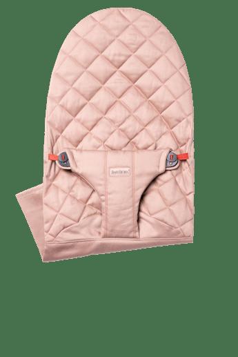 Sedile in Tessuto per Sdraietta Bliss Rosa Antico Cotton - BABYBJÖRN