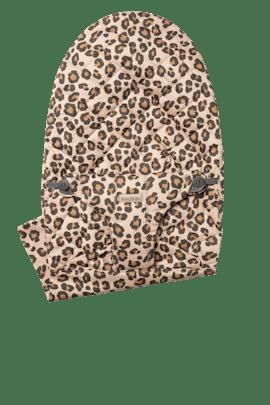 Extra tygsits till Babysitter Bliss i Beige/Leopard Cotton - BABYBJÖRN