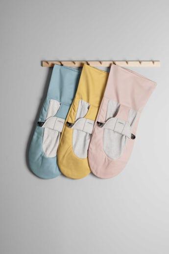 Extra Tygsits till Babysitter Balance Soft i mjuk Cotton/Jersey - BABYBJÖRN