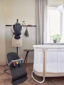 Starter kit Premium per neonati Grigio Carbone 3D Jersey - BABYBJÖRN