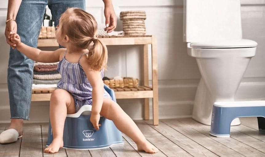 Entrenamiento para ir al baño – Consejos y preguntas frecuentes