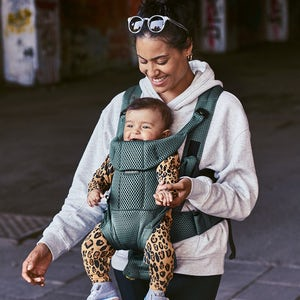 Find the right baby carrier - curiosity