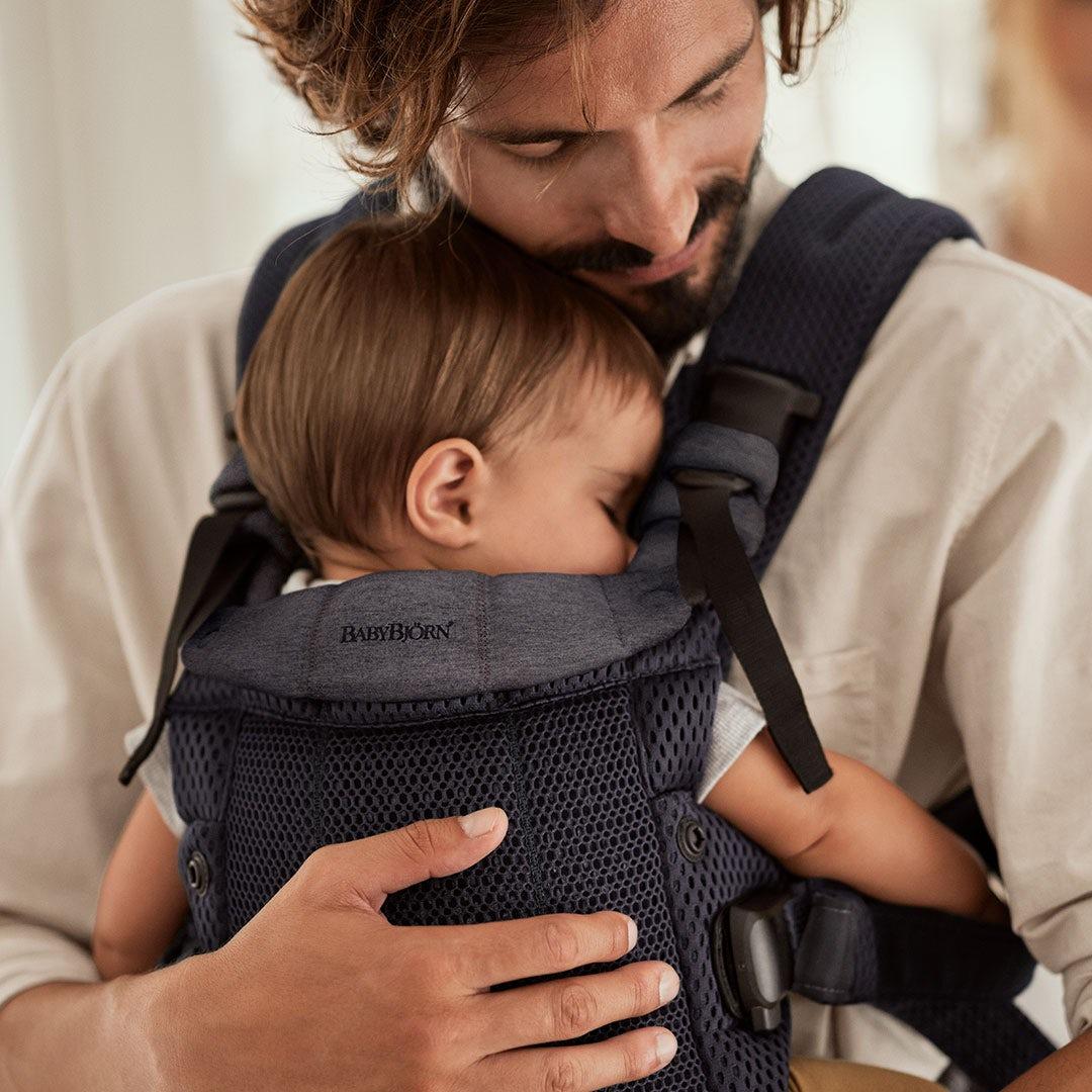 Trouvez le porte-bébé idéal pour toi - fixation