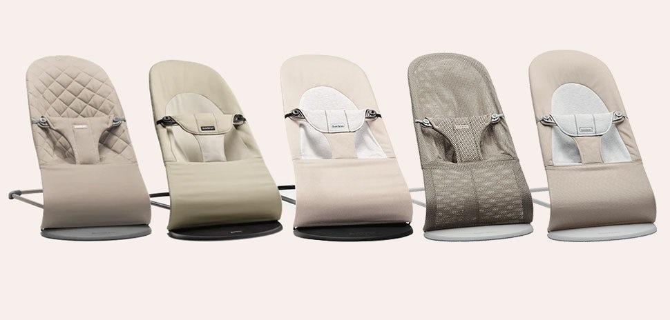 Colori dei sedili in tessuto - neutre